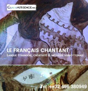Français chantant : Entendre pour parler