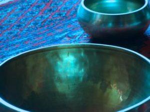 SON et silence Les bols tibétains