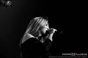 Natacha Wuyts en concert